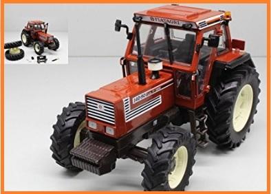 Modellismo trattori agricoli