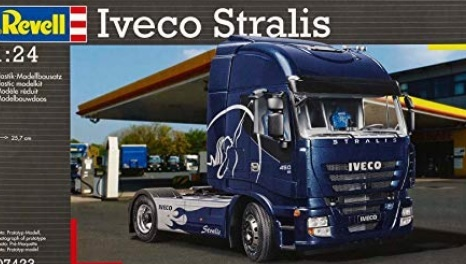 Modellismo Camion Iveco