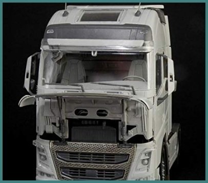 Modellismo camion volvo