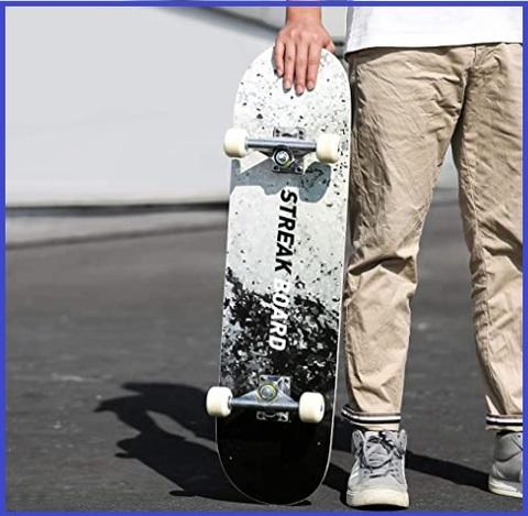 Skateboard adulto professionale