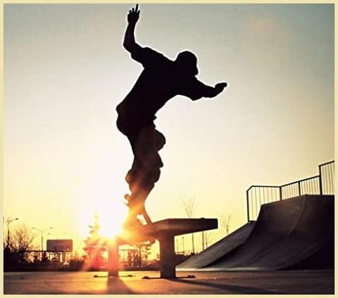 Skateboard ragazzo completo