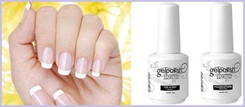 Smalto unghie french manicure