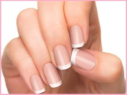 Smalto french manicure kit