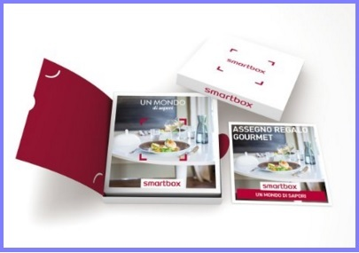 Smartbox Con Cene Da 4 Portate