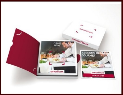 Smartbox degustazioni da chef