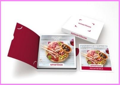 Smartbox degustazioni gourmet