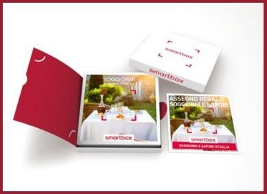 Smartbox hotel roma