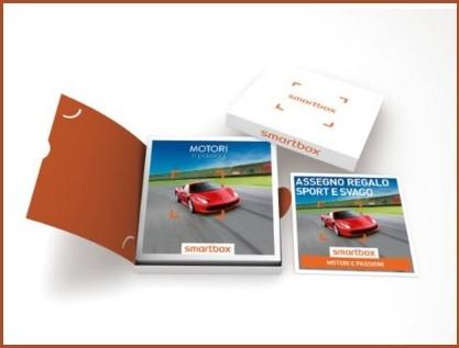 Smartbox motori e sport
