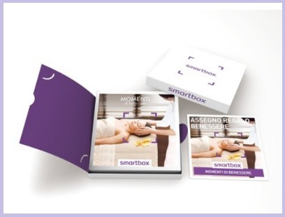 Smartbox attività relax e trattamenti benessere