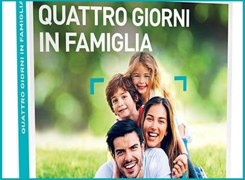 Smartbox famiglia cofanetto online