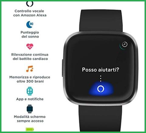 Smartwatch fitbit versa 2 uomo