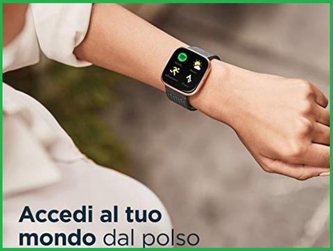 Smartwatch fitbit hr