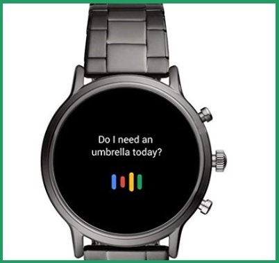 Smartwatch fossil smart