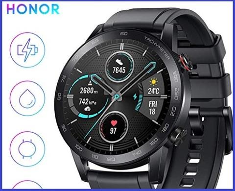 Smartwatch honor tracker