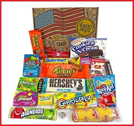 Snack Americani Box