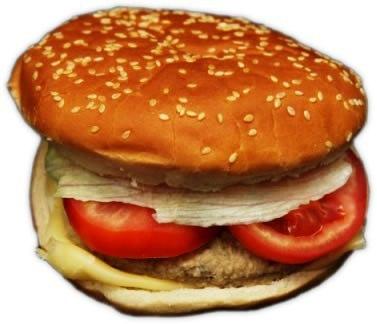 Cheeseburger Hamburger E Formaggio