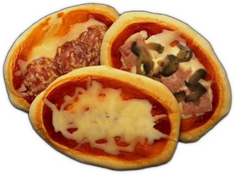 Pizze Per Distributori Automatici