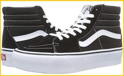 Sneakers scarpe alte donna