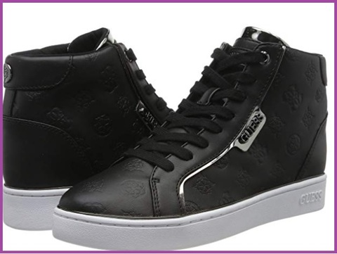 Sneakers alte donna guess