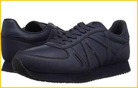 Scarpe Sneakers Armani Uomo