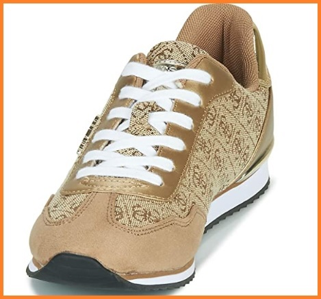 Scarpe Sneakers Donna Guess Beige