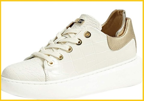 Scarpe Sneakers Guess Donna Platform