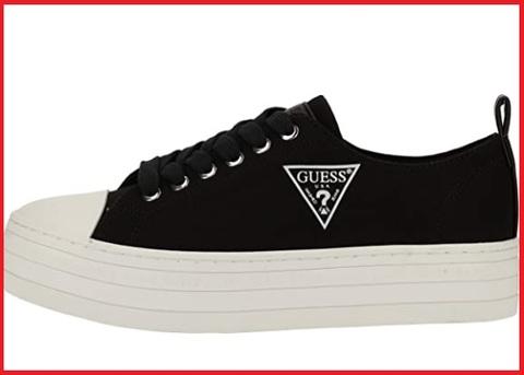 Sneakers Guess In Tessuto Da Donna