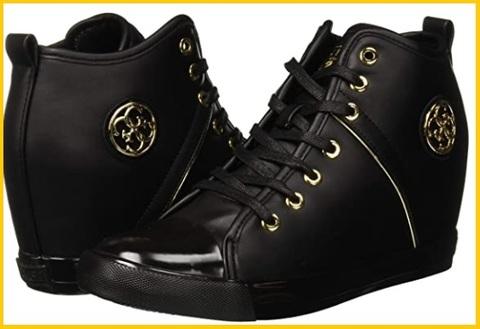 Sneaker Guess Collo Alto Donna