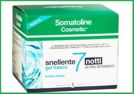 Somatoline Snellente Crema 7 Notti