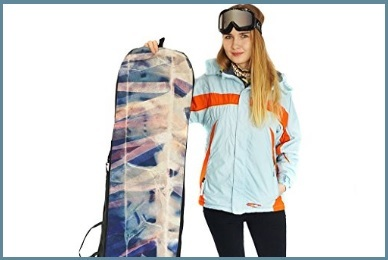 Custodia Snowboard Sacco Space