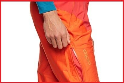 Pantaloni Snowboard Uomo Goretex
