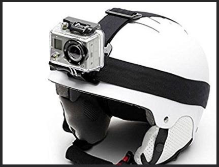 Snowboard Accessori Supporto Camera