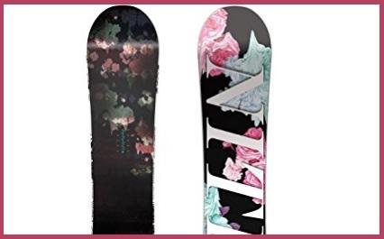 Tavole Snowboard Donna Nitro