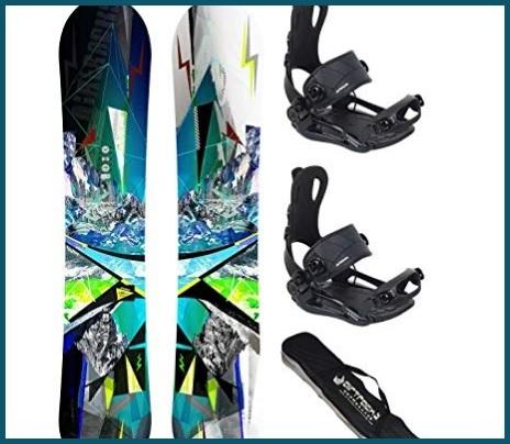 Snowboard tavola completa bambino