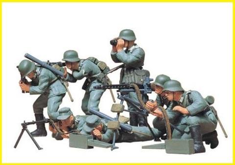 Soldatini Da Collezione Di Piombo