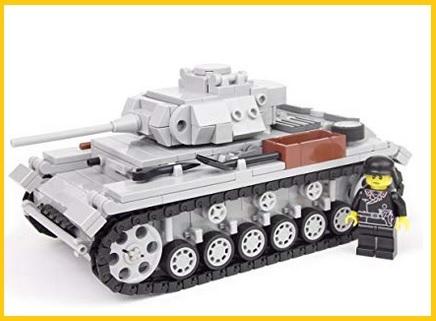 Soldatini Lego Seconda Guerra Mondiale