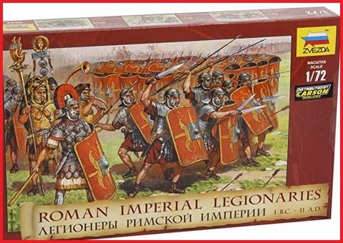 Soldatini Romani Giocattoli Militari