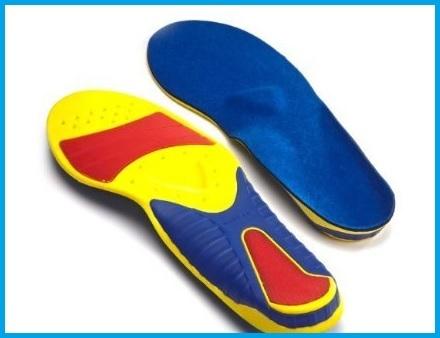 Solette scarpe running ironman