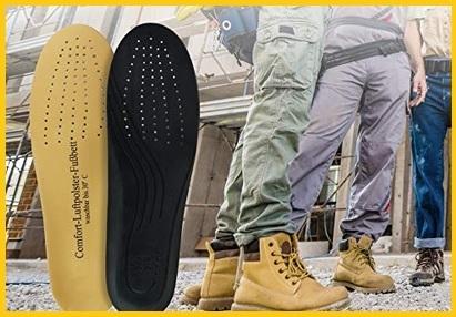 Solette scarpe antiodore gel
