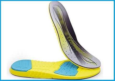 Solette scarpe memory foam uomo