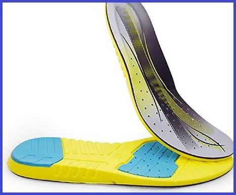 Solette scarpe arco plantare ortopediche
