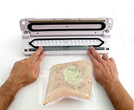 Macchina professionale per sigillare i prodotti alimentari