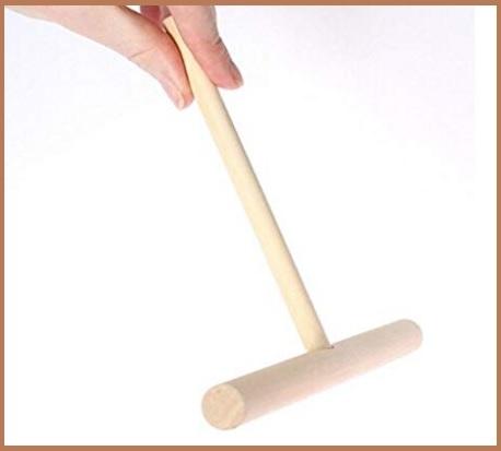 Spatola per crepes in legno