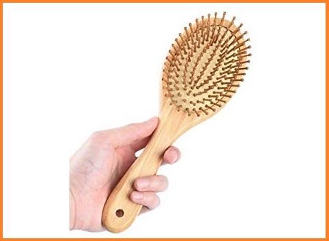 Spazzola massaggiante cuoio capelluto