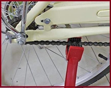 Spazzola pulizia catena manutenzione