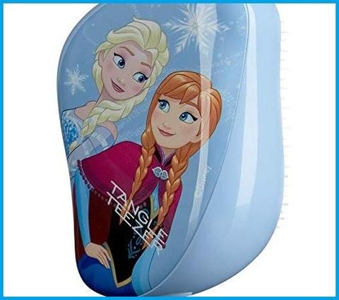 Spazzola Magica Per Capelli Frozen
