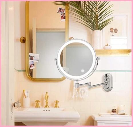 Specchio Cosmetico Da Parete