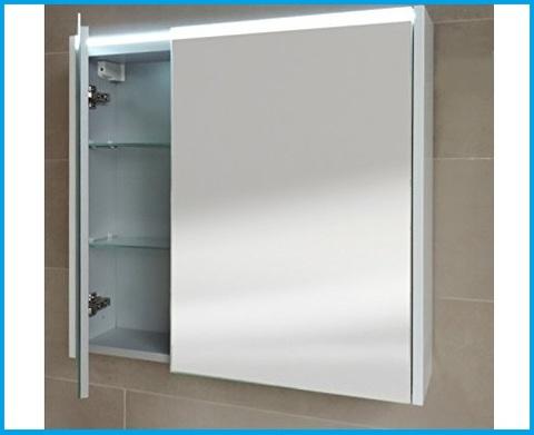 Specchi da bagno con contenitore
