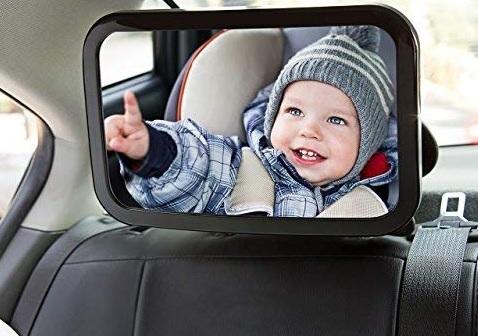 Specchietto sedili posteriori auto
