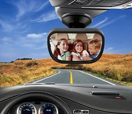 Specchietto sedile posteriore retrovisore
